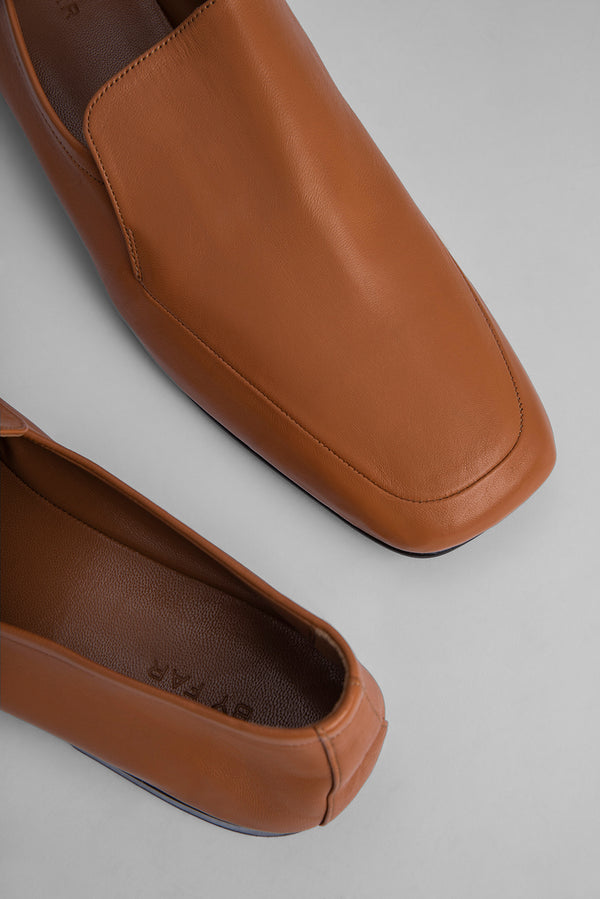 Tom Caramel Leather