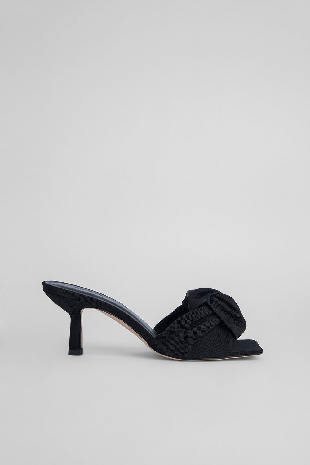 Lana Black Grosgrain