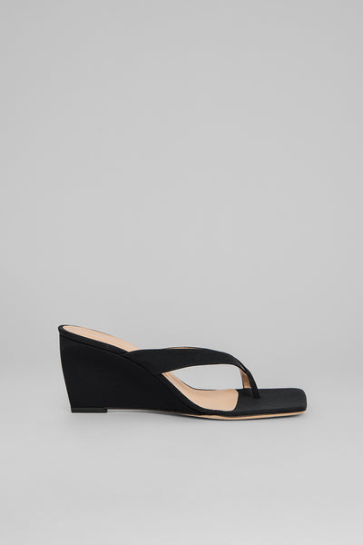 Theresa Black Grosgrain