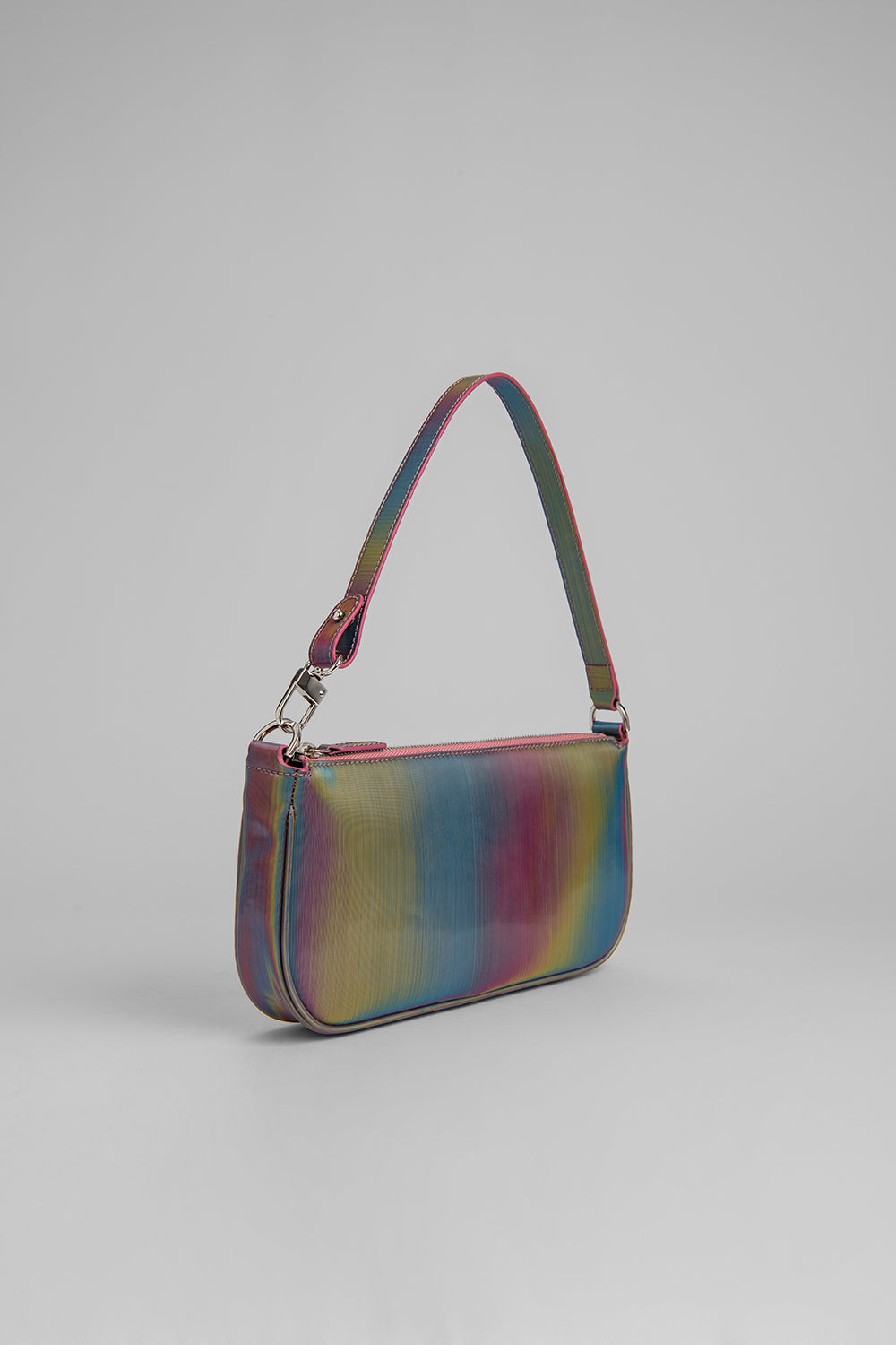 Rachel Rainbow Leather