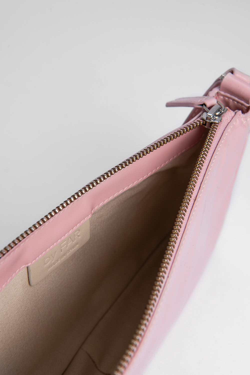 Rachel Baby Pink Patent Leather