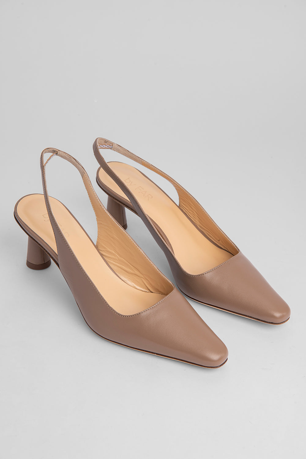 Diana Nude Leather