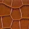 Miranda Tan Croco Embossed Leather