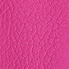 Gina Hot Pink Grained Leather