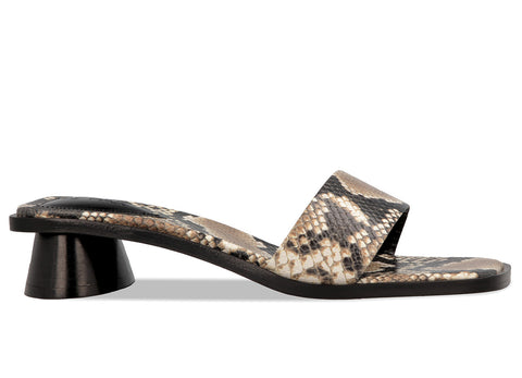 193d5ed346 Sonia Snake Print Leather ...