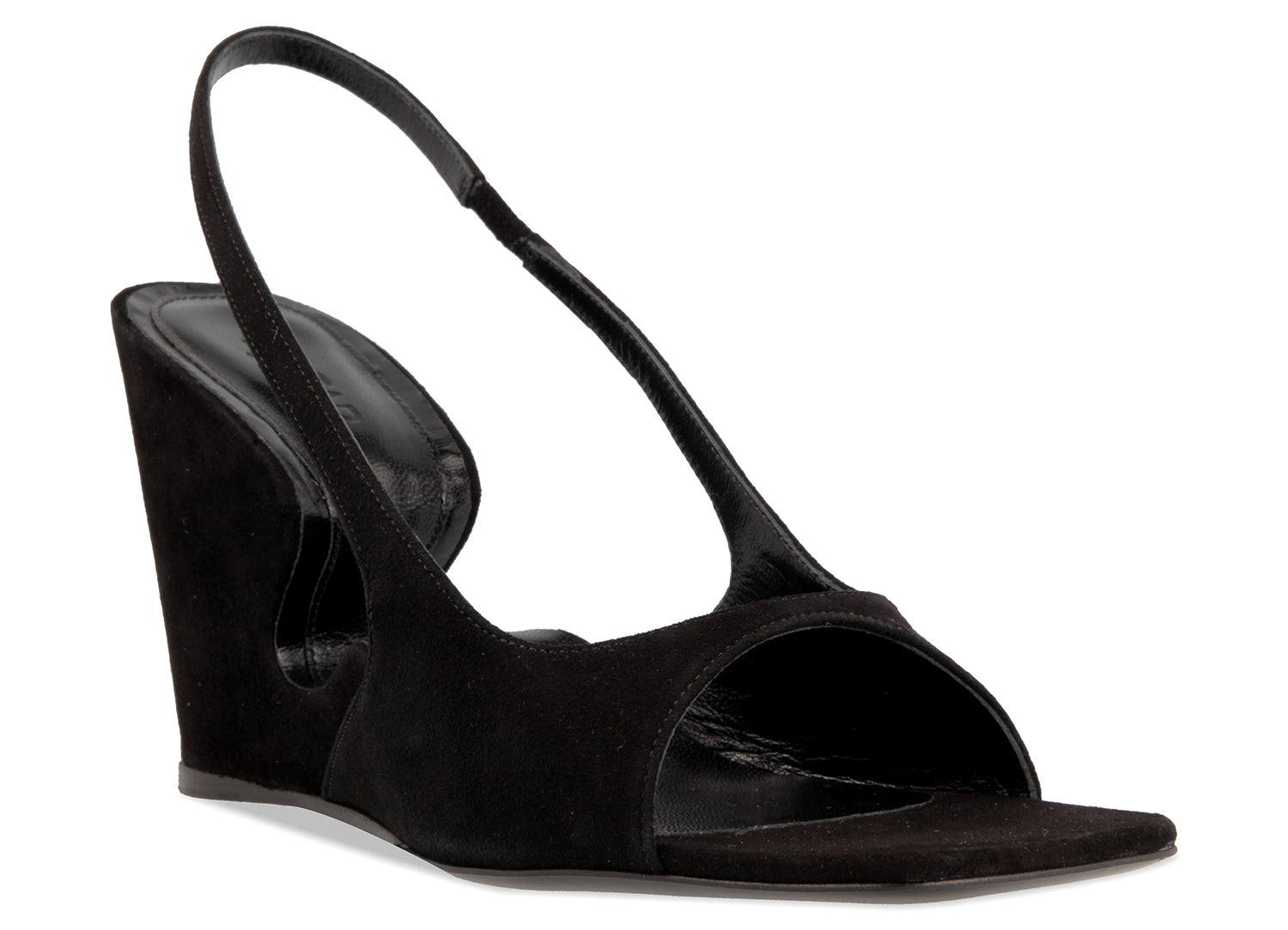 8e391b80202 Bianca Black Suede Leather – BY FAR