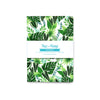 Tropical Foliage Notebook