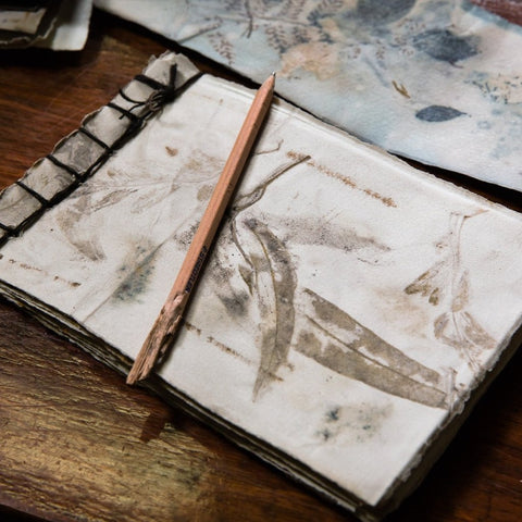 Eco-printed Artist Books 12th-13th October