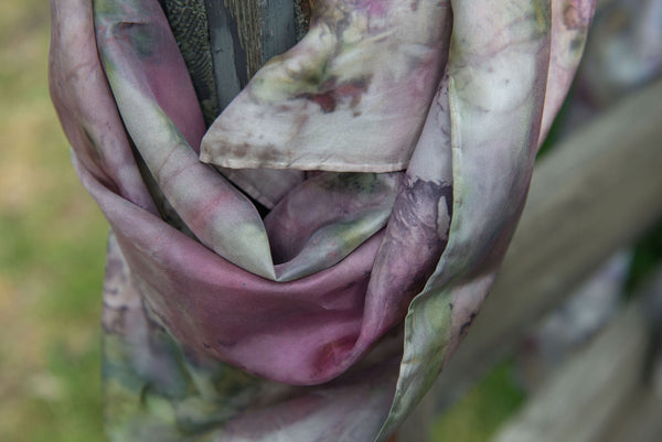 Small Silk Scarf ~ Spring Collection
