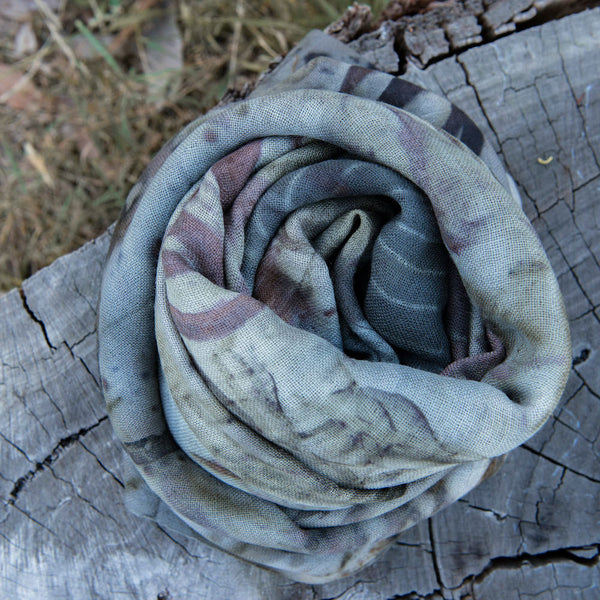 Large Merino Wool Wrap ~ Summer Collection