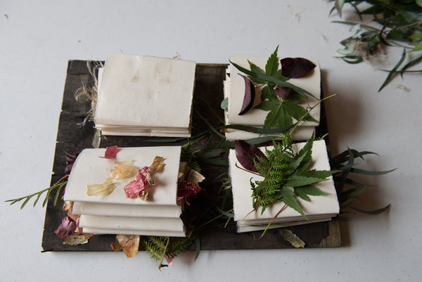 Eco-printed Artist Books 8th- 9th June
