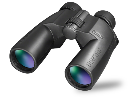 Pentax Binoculars SP 12 x 50 Waterproof (WP)