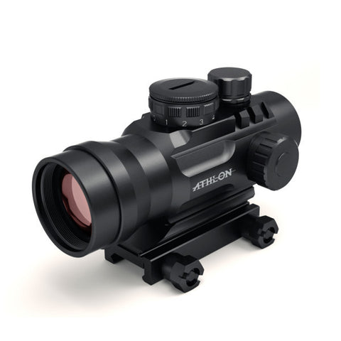 Athlon Midas Red Dot Sight - BTR RD12 - 1 x 30 Red Dot (ARD12 Reticle)
