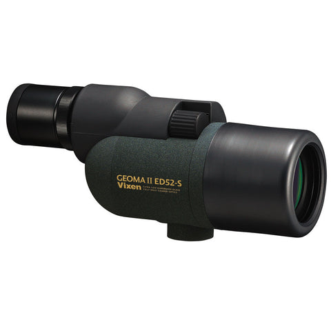 Vixen GEOMA II ED 52-S Spotting Scope Includes GLH20D Eye Piece