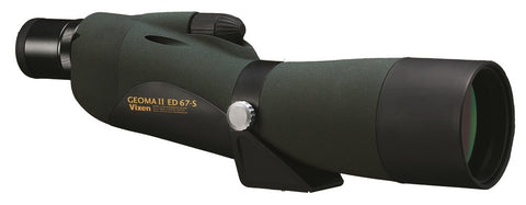Vixen GEOMA II ED 67-S Spotting Scope with Case