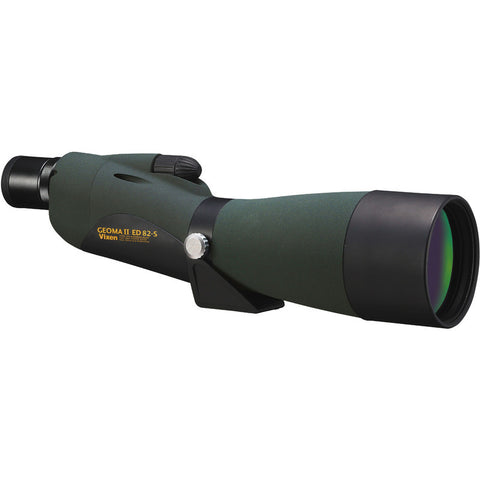 Vixen GEOMA II ED 82-S Spotting Scope with Case