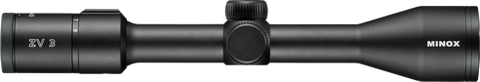 Minox ZV Series Riflescope - 3-9x40 Plex 1inch tube