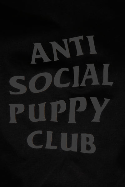 Anti Social Puppy Club.