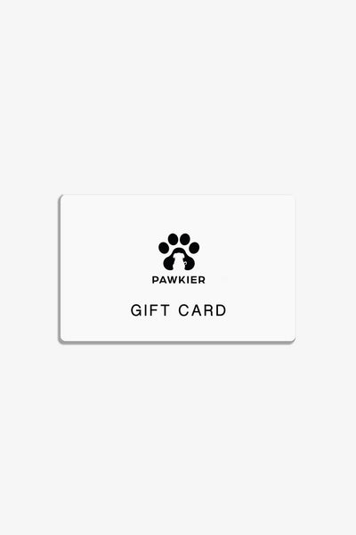 Pawkier Gift Card.