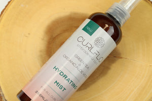 Aloe + Green Tea Hydrating Mist