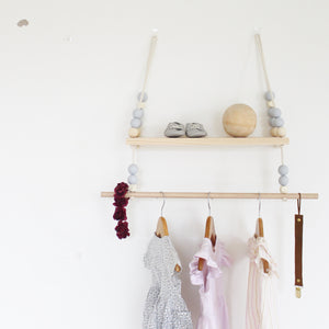 """Favourite Things"" Hanging Rack"