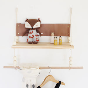 """Fawn"" Shelf and Hanging Rack *LIMITED EDITION*"