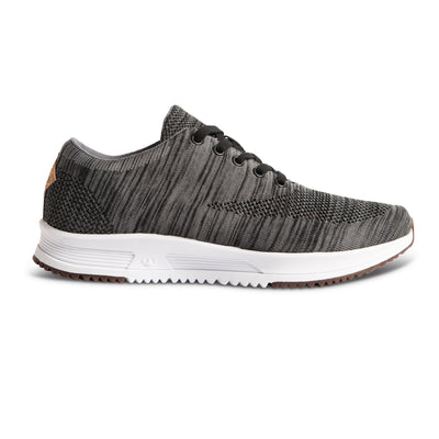 Tall Boy Trainer Knit - Grey