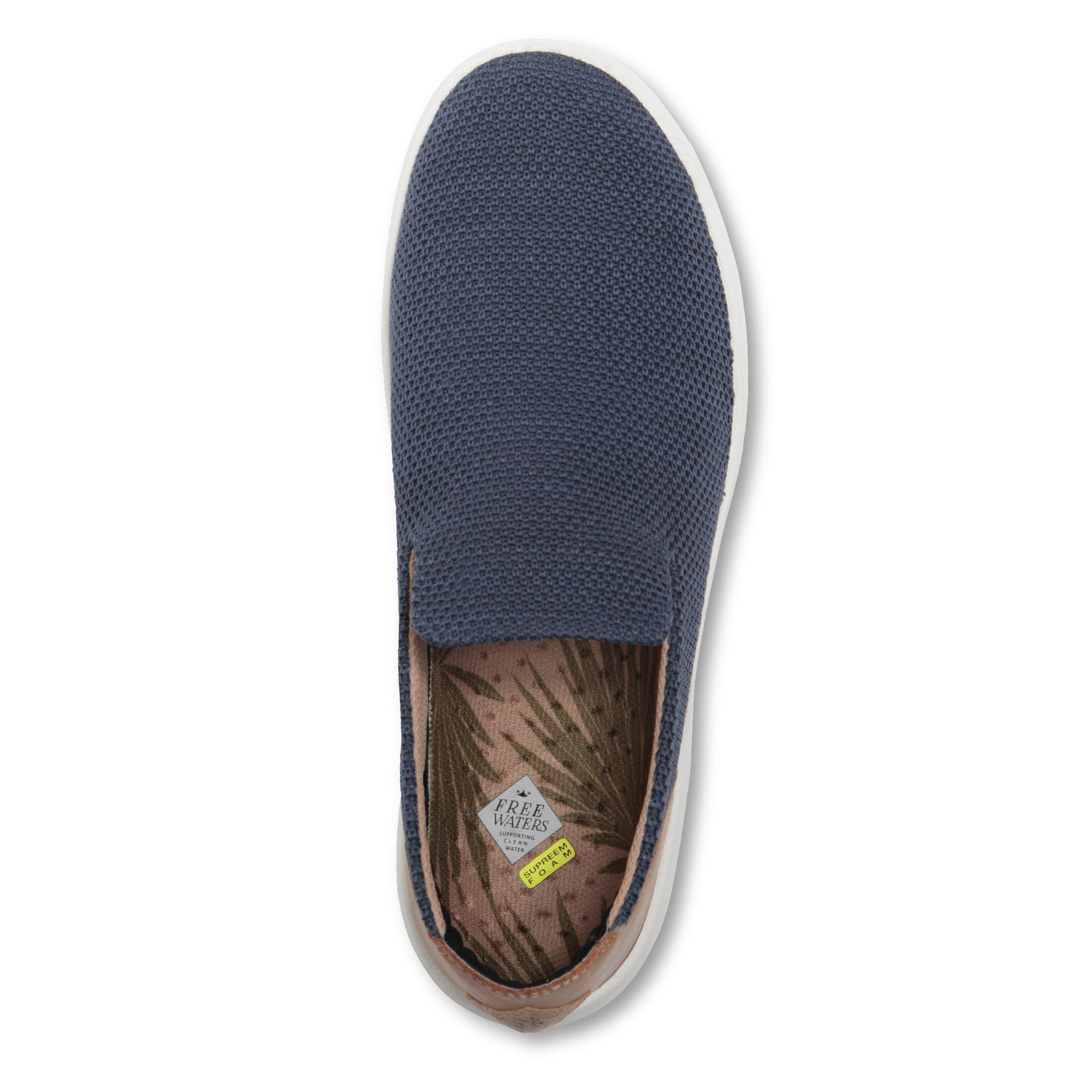 TRVL Slip On - Navy