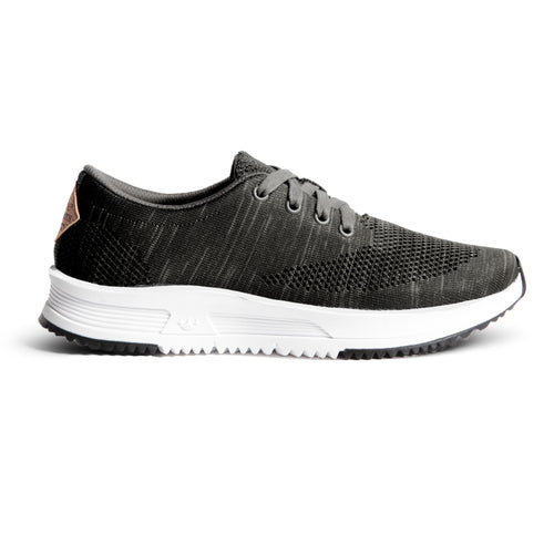 Sky Trainer Knit - Black/Grey
