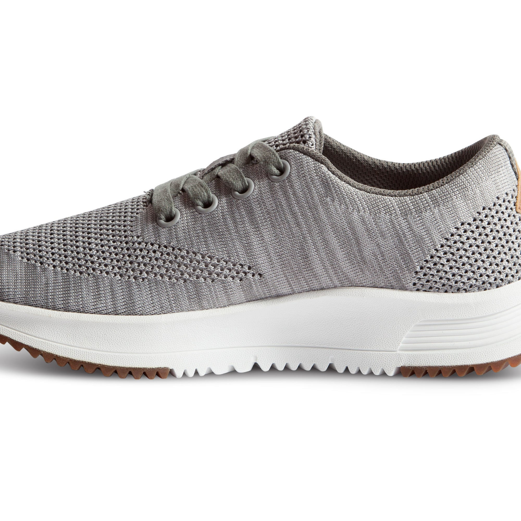 Sky Trainer Knit - Light Grey