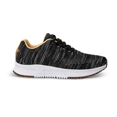 Sky Trainer Knit -Static Black