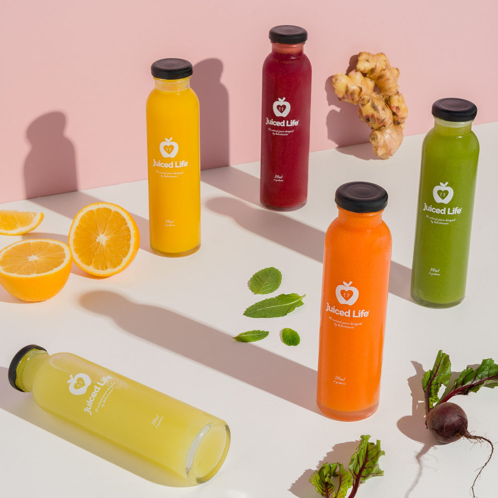 Cold Pressed Cleanse (Extended Shelf Life)