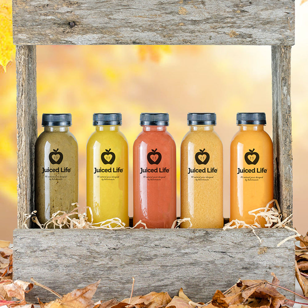 Autumn Juice Cleanse