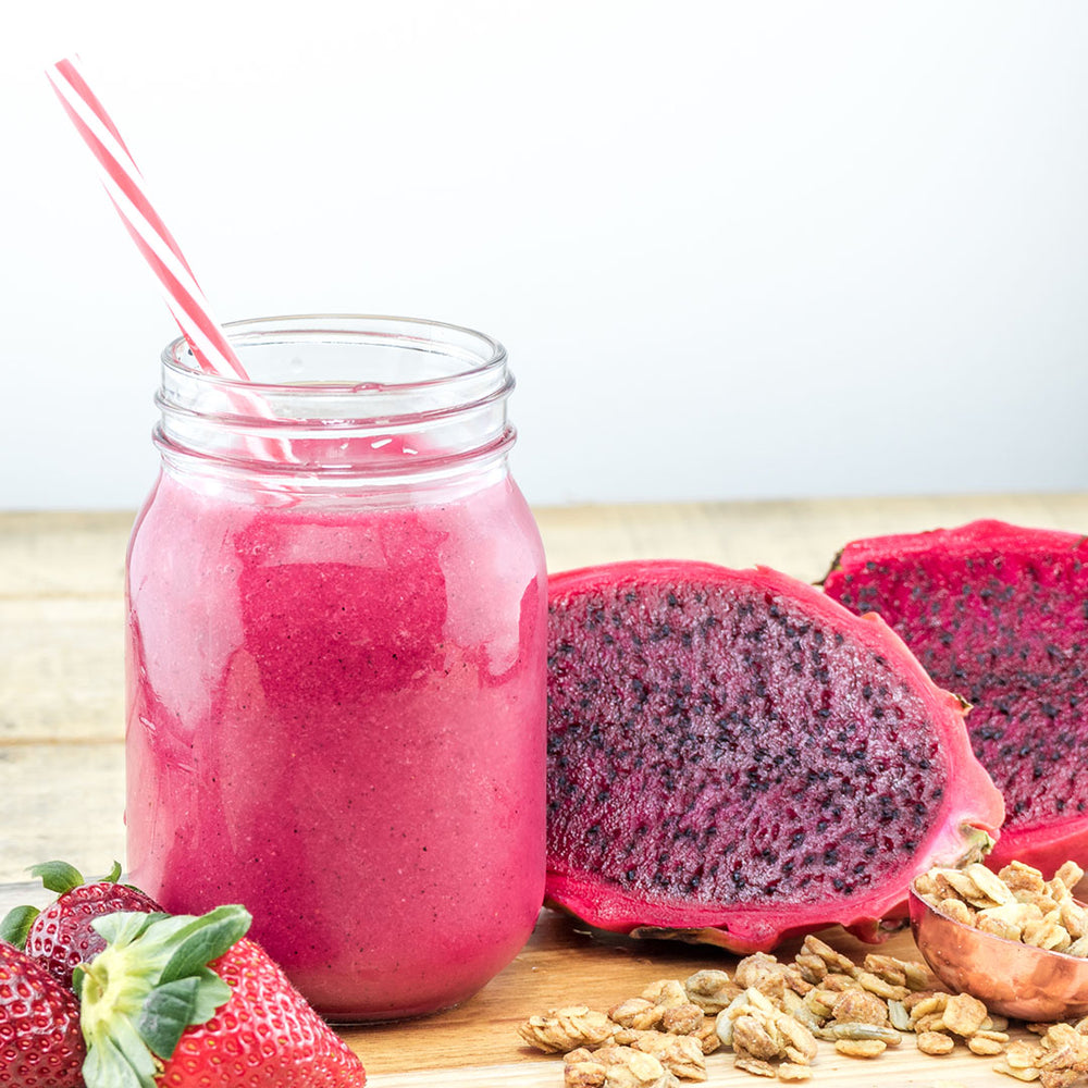 My Dragon Fruit Smoothie