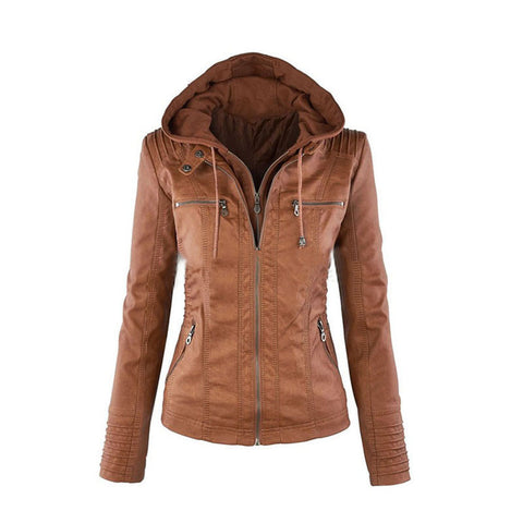 Ladies High Style Fashion Casual Jacket