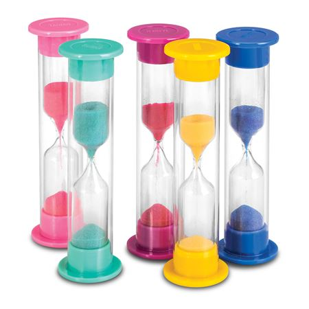 3-Minute Brushing Sand Timers - 1039710