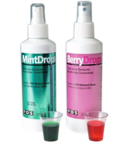 Berry Drops / Mint Drops / Bubblegum Drops