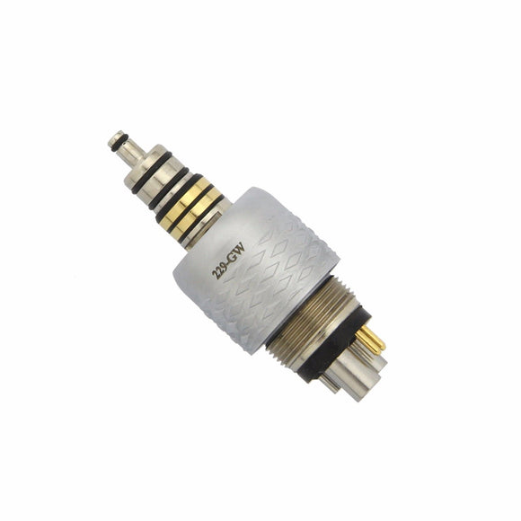 COXO Dental Quick Coupling CX229-GW for Fiber Optic Handpiece