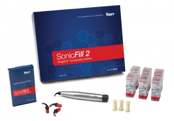 Kerr SonicFill 2 - From
