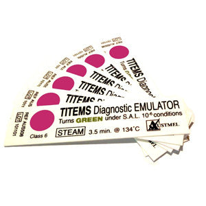 Titems Diagnostic Emulator Strips