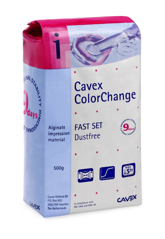 Cavex Colour Change Alginate - 344