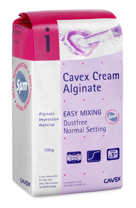 Cavex Cream Alginate - 313600