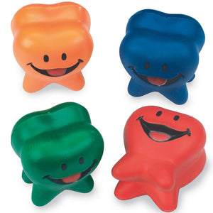 Happy Tooth Stress Toys - DEN264