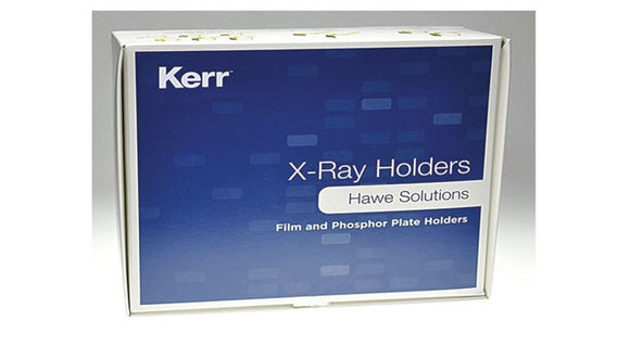 Kerr Phosphor Plate Test Set - H1720