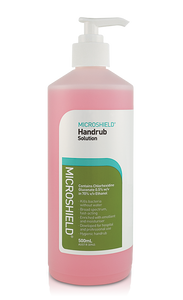 MICROSHIELD HANDRUB SOLUTION - JJ61357