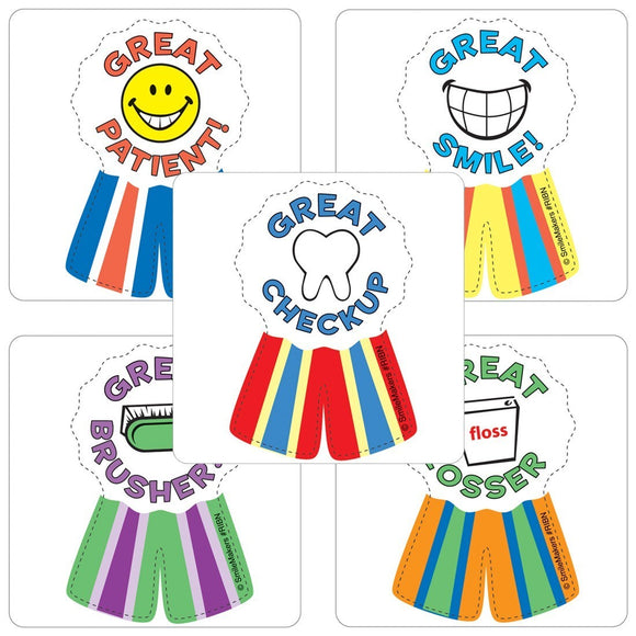 Ribbon Stickers - RIBN