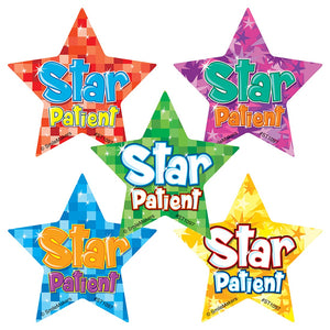 Star Patient Stickers - ST1097