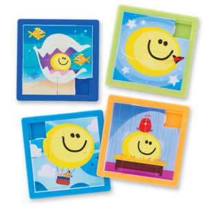 Smiley Slide Puzzle - TOY1560