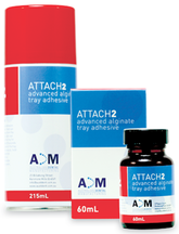 Attach 2 Alginate Tray Adhesive