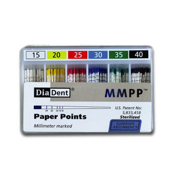 DiaDent Paper Points